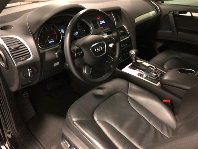 2015 Audi Q7 3.0 TDI Vorsprung Edition (Stk: W0422) in Mississauga - Image 7 of 23