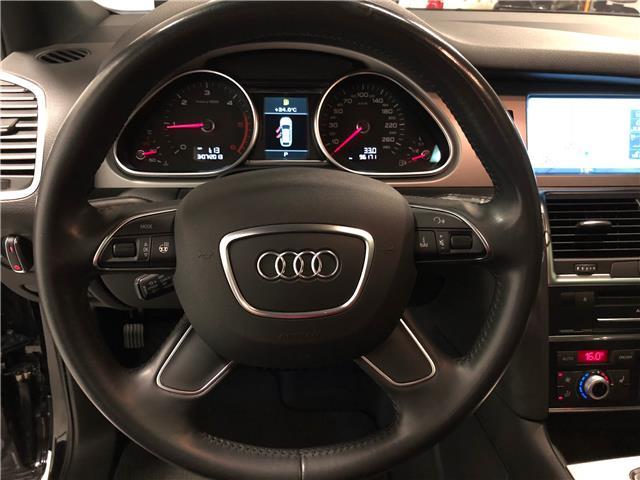 2015 Audi Q7 3.0 TDI Vorsprung Edition (Stk: W0422) in Mississauga - Image 10 of 23