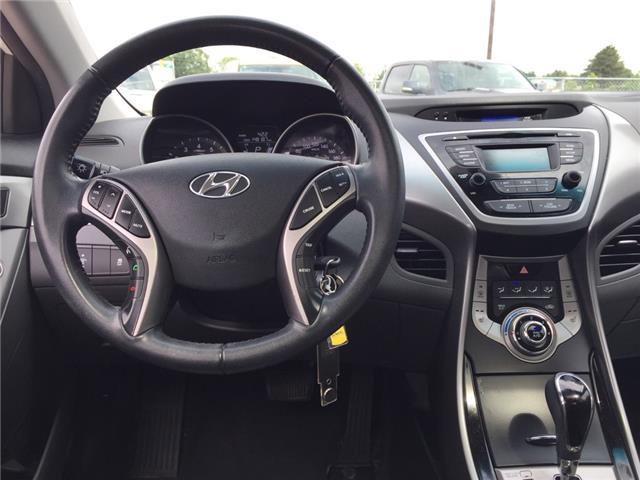 2013 Hyundai Elantra GLS (Stk: 24098T) in Newmarket - Image 11 of 20