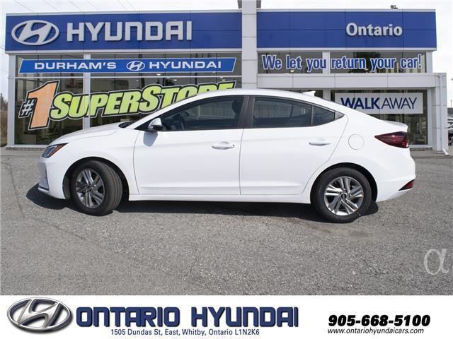 2020 Hyundai Elantra Preferred (Stk: 914748) in Whitby - Image 2 of 14