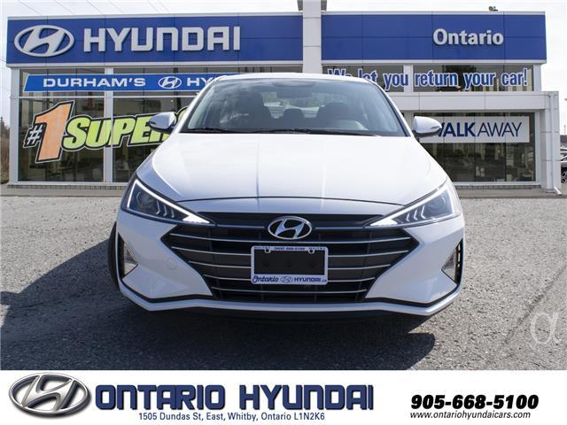 2020 Hyundai Elantra Preferred (Stk: 914748) in Whitby - Image 8 of 14