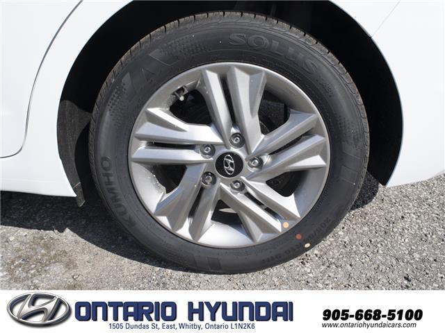 2020 Hyundai Elantra Preferred (Stk: 914748) in Whitby - Image 9 of 14