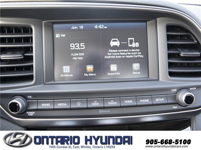 2020 Hyundai Elantra Preferred (Stk: 914748) in Whitby - Image 12 of 14