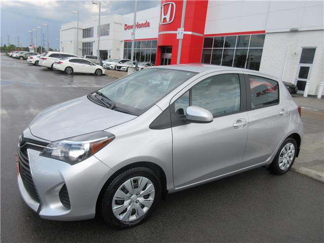 2016 Toyota Yaris LE (Stk: VA3440) in Ottawa - Image 1 of 11