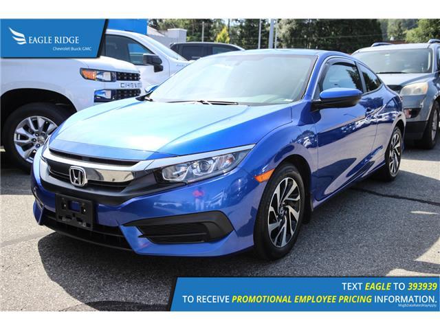 2017 Honda Civic LX (Stk: 179347) in Coquitlam - Image 1 of 5