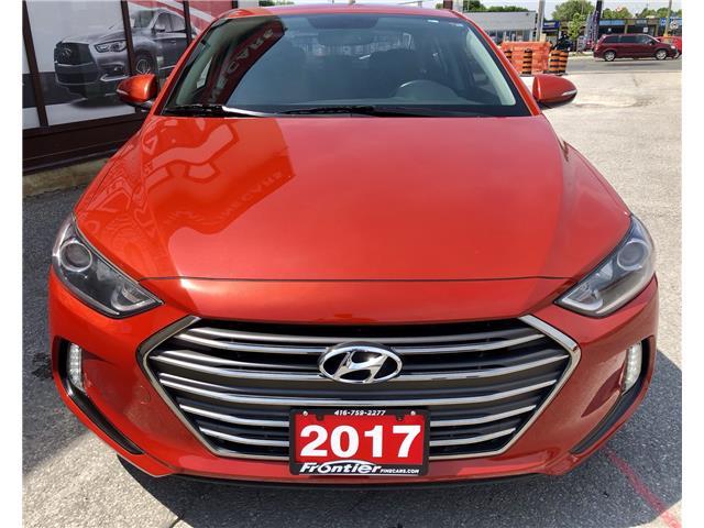 2017 Hyundai Elantra Limited (Stk: 807321) in Toronto - Image 3 of 13