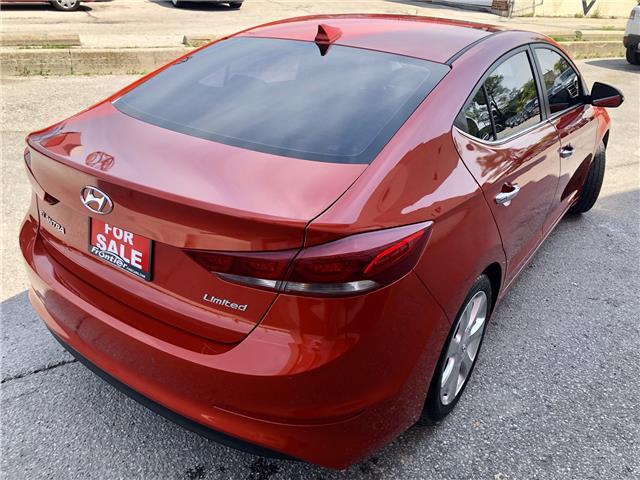 2017 Hyundai Elantra Limited (Stk: 807321) in Toronto - Image 4 of 13