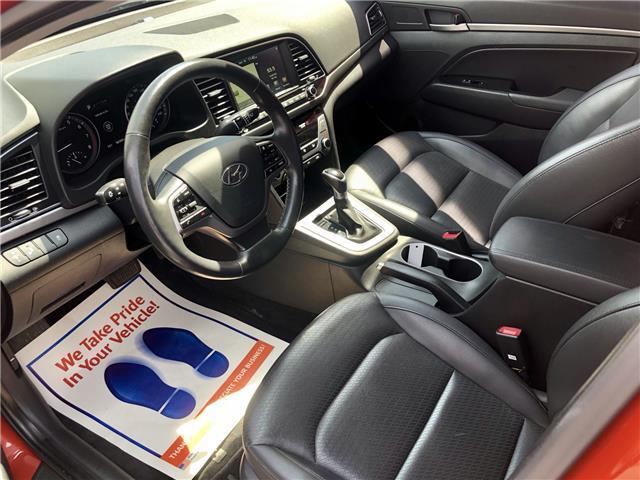 2017 Hyundai Elantra Limited (Stk: 807321) in Toronto - Image 8 of 13