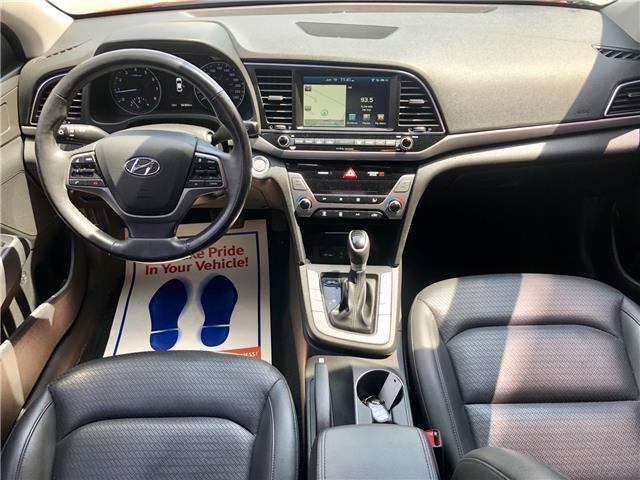 2017 Hyundai Elantra Limited (Stk: 807321) in Toronto - Image 10 of 13