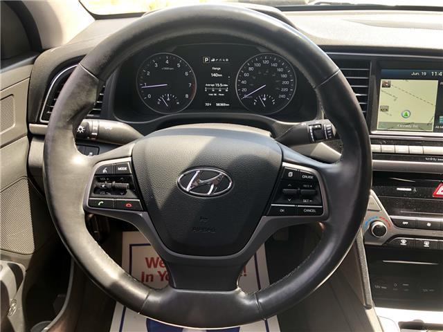 2017 Hyundai Elantra Limited (Stk: 807321) in Toronto - Image 11 of 13