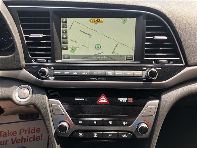 2017 Hyundai Elantra Limited (Stk: 807321) in Toronto - Image 12 of 13