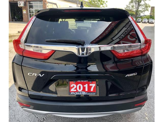 2017 Honda CR-V EX-L (Stk: 101867) in Toronto - Image 6 of 14