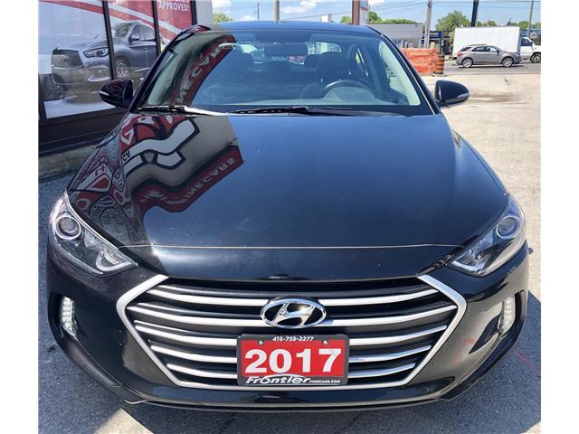 2017 Hyundai Elantra GLS (Stk: 124945) in Toronto - Image 3 of 8