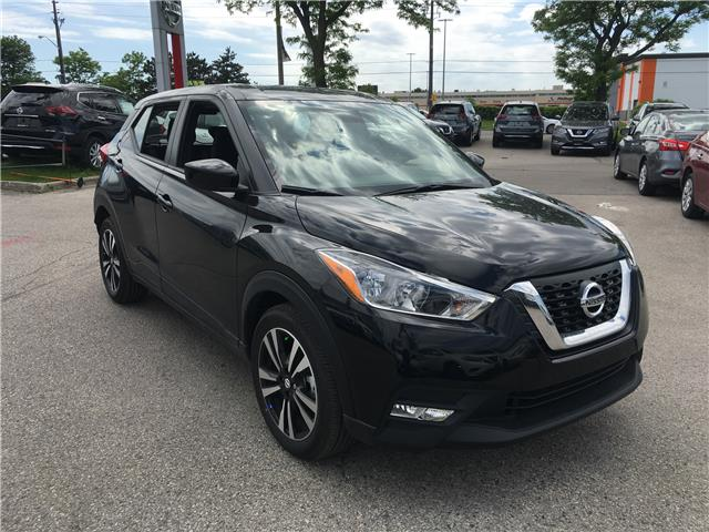 2019 Nissan Kicks SV (Stk: D494142A) in Scarborough - Image 2 of 10