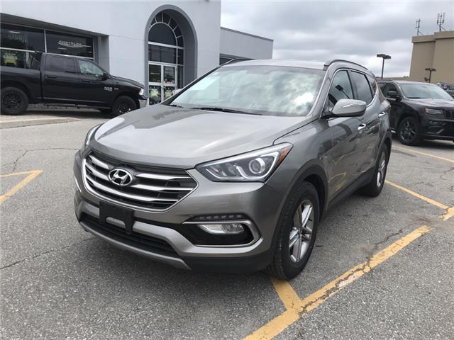 2018 Hyundai Santa Fe Sport 2.4 SE (Stk: 24125S) in Newmarket - Image 1 of 22