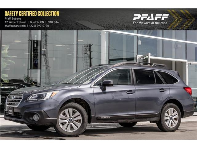 2017 Subaru Outback 2.5i Touring (Stk: SU0051) in Guelph - Image 1 of 13