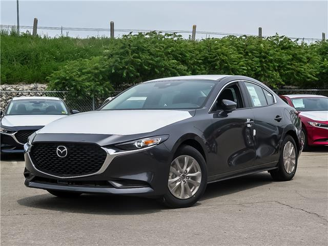 2019 Mazda Mazda3  (Stk: A6602) in Waterloo - Image 1 of 17