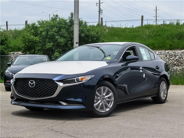 2019 Mazda Mazda3 GS (Stk: A6658) in Waterloo - Image 1 of 17