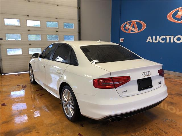 2015 Audi A4 2.0T Komfort (Stk: 15-038162) in Lower Sackville - Image 2 of 16