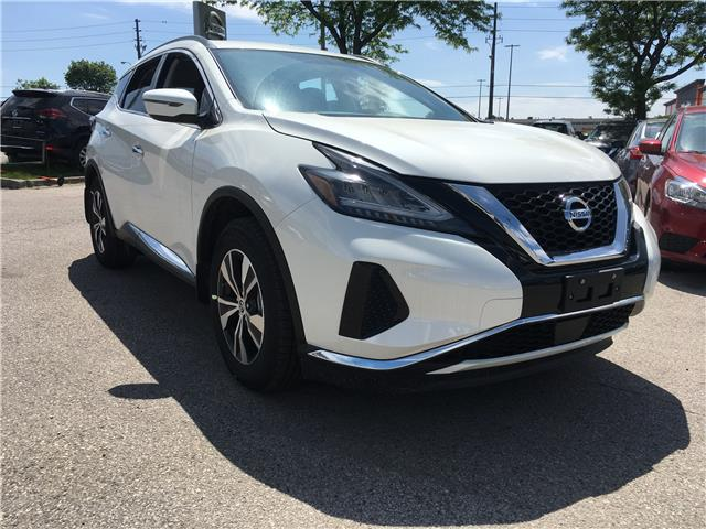 2019 Nissan Murano S (Stk: D104314A) in Scarborough - Image 2 of 12
