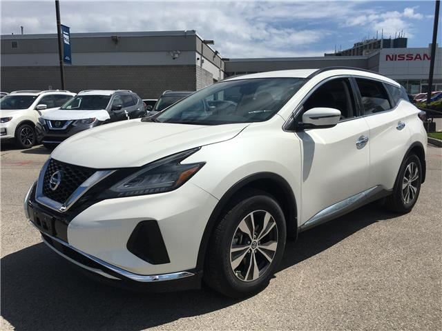 2019 Nissan Murano S (Stk: D104314A) in Scarborough - Image 1 of 12