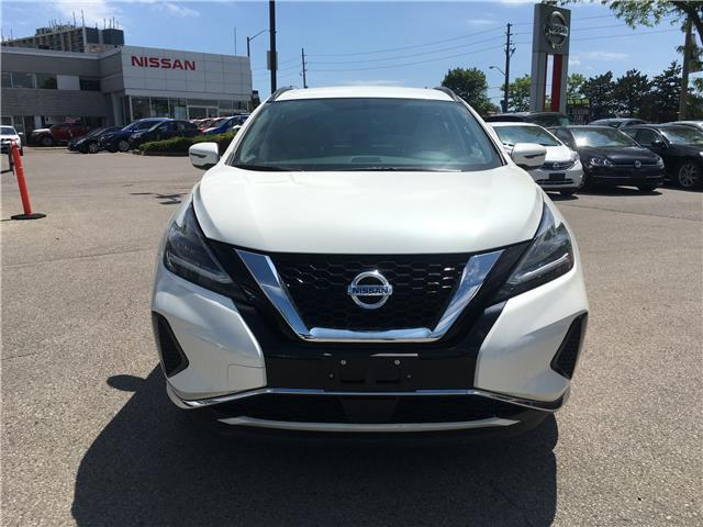 2019 Nissan Murano S (Stk: D104314A) in Scarborough - Image 3 of 12
