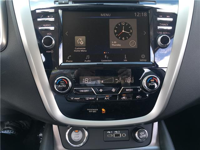 2019 Nissan Murano S (Stk: D104314A) in Scarborough - Image 7 of 12