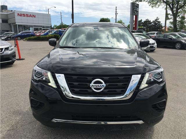 2019 Nissan Pathfinder S (Stk: D584244A) in Scarborough - Image 3 of 11