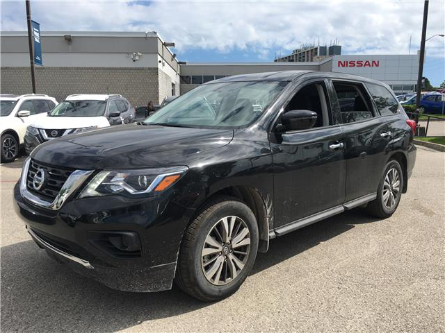 2019 Nissan Pathfinder S (Stk: D584244A) in Scarborough - Image 1 of 11