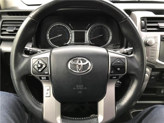 2015 Toyota 4Runner SR5 V6 (Stk: 7317) in Edmonton - Image 15 of 26