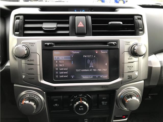 2015 Toyota 4Runner SR5 V6 (Stk: 7317) in Edmonton - Image 17 of 26