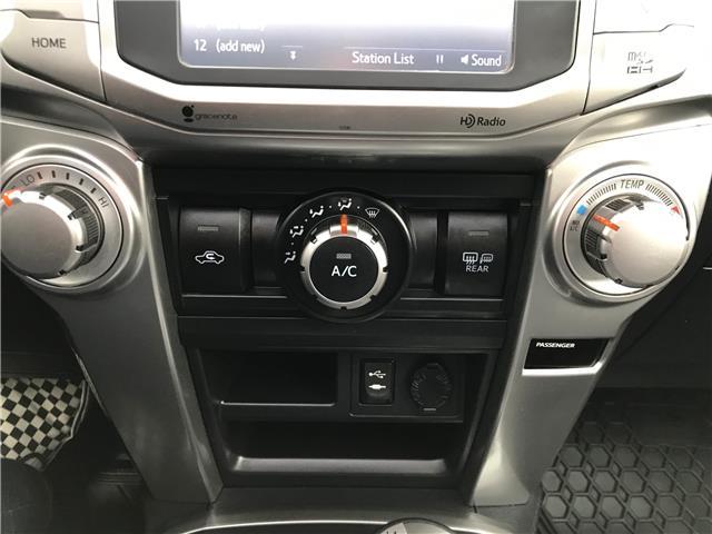 2015 Toyota 4Runner SR5 V6 (Stk: 7317) in Edmonton - Image 19 of 26