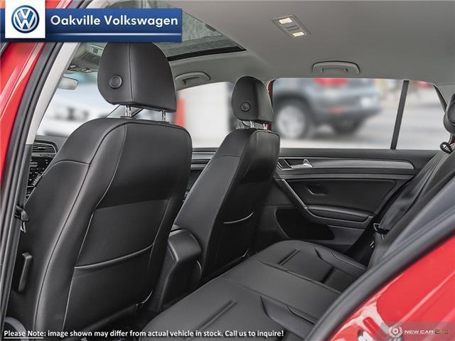 2019 Volkswagen Golf 1.4 TSI Highline (Stk: 21421) in Oakville - Image 21 of 23