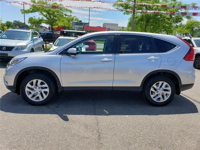 2016 Honda CR-V SE (Stk: 326403A) in Mississauga - Image 2 of 21