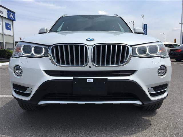 2017 BMW X3 xDrive28i (Stk: 17-21330) in Brampton - Image 2 of 30