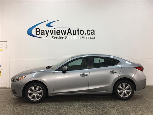 2016 Mazda Mazda3 GX (Stk: 34936J) in Belleville - Image 1 of 22