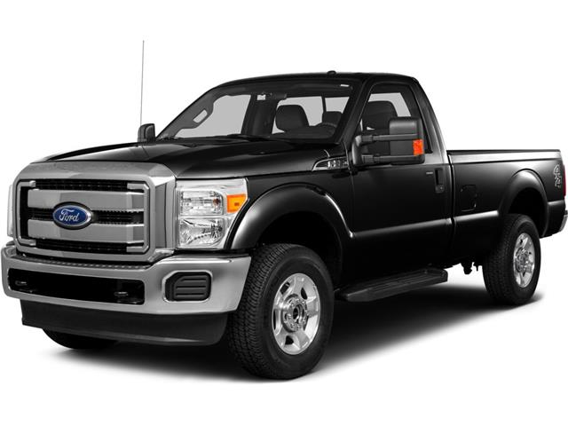 2011 Ford F-250 XLT (Stk: P02624) in Timmins - Image 1 of 3