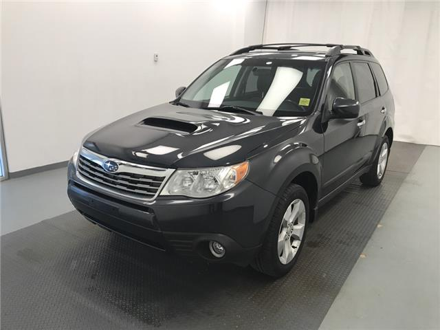 2010 Subaru Forester 2.5 XT Limited JF2SH6FC7AH724486 94955 in Lethbridge
