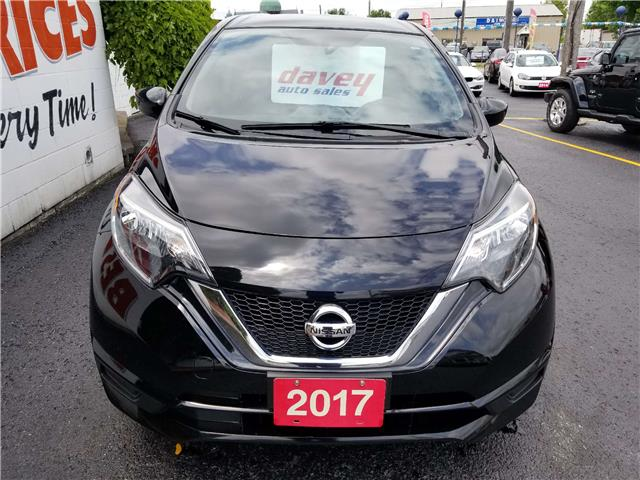 2017 Nissan Versa Note 1.6 SV (Stk: 19-402) in Oshawa - Image 2 of 13