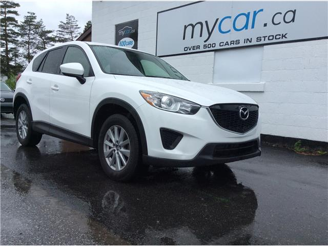 2014 Mazda CX-5 GX (Stk: 190839) in Richmond - Image 1 of 20
