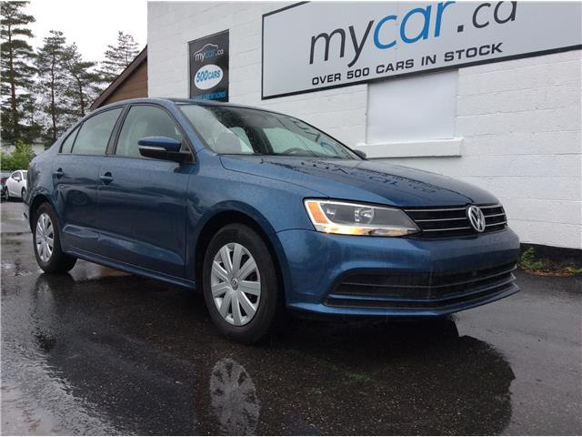 2015 Volkswagen Jetta 2.0L Trendline+ (Stk: 190752) in Richmond - Image 1 of 20