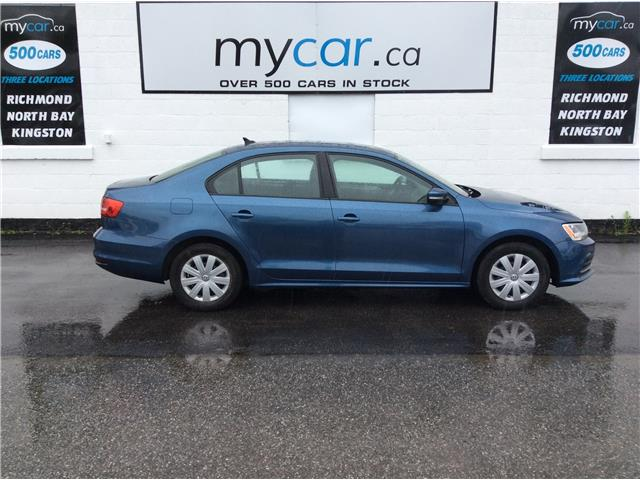 2015 Volkswagen Jetta 2.0L Trendline+ (Stk: 190752) in Richmond - Image 2 of 20