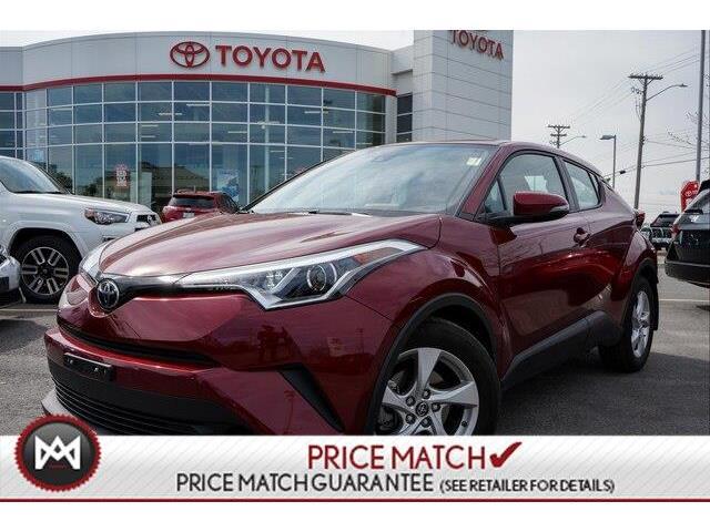 2018 Toyota C-HR XLE (Stk: U3307) in Ottawa - Image 1 of 21