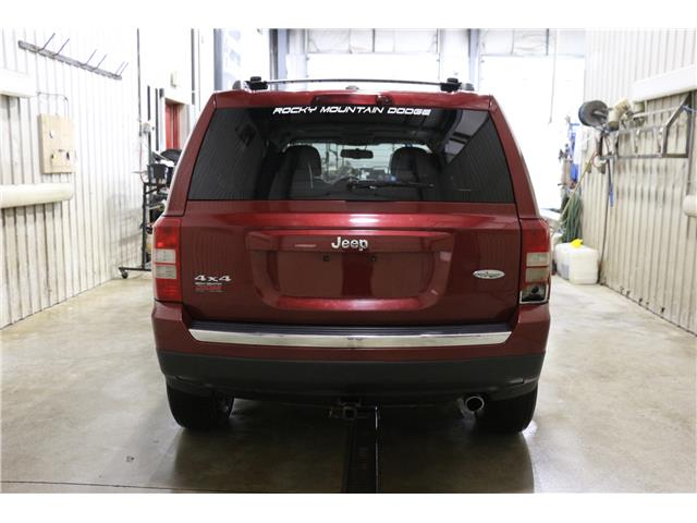 2016 Jeep Patriot Sport/North (Stk: KT060A) in Rocky Mountain House - Image 8 of 24