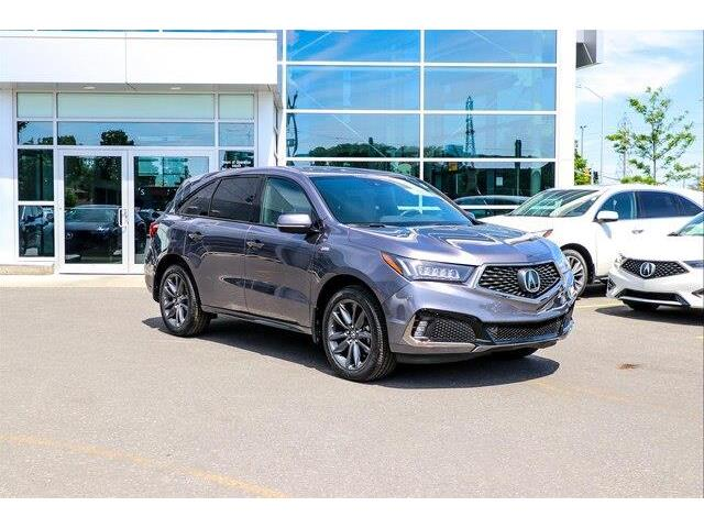 2019 Acura MDX A-Spec (Stk: 18573) in Ottawa - Image 7 of 30