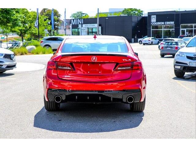 2020 Acura TLX Tech A-Spec (Stk: 18637) in Ottawa - Image 7 of 26