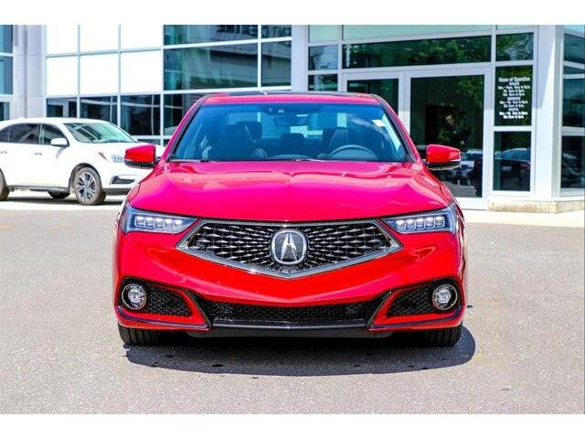 2020 Acura TLX Tech A-Spec (Stk: 18637) in Ottawa - Image 12 of 26