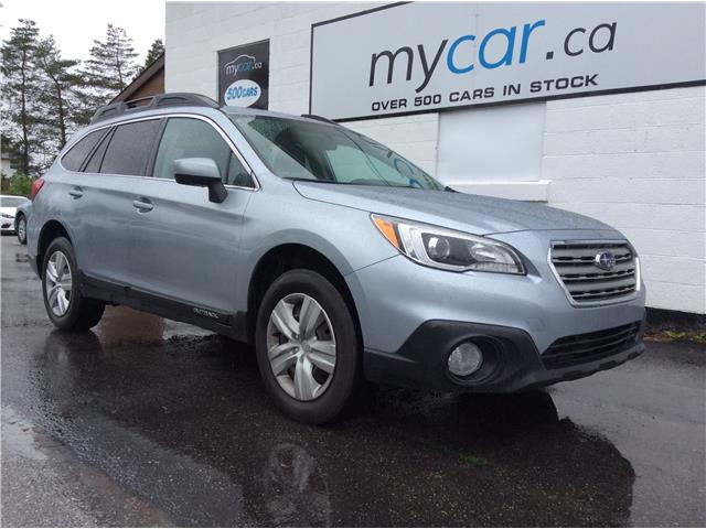 2015 Subaru Outback 2.5i (Stk: 190721) in Richmond - Image 1 of 19