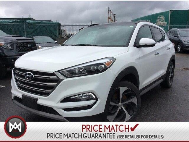 2017 Hyundai Tucson Ultimate (Stk: SK488A) in Gloucester - Image 1 of 23