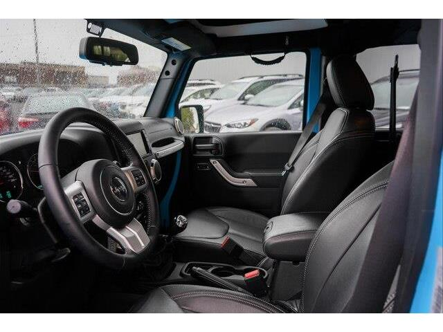 2017 Jeep Wrangler Unlimited Sahara (Stk: SK574A) in Gloucester - Image 14 of 20